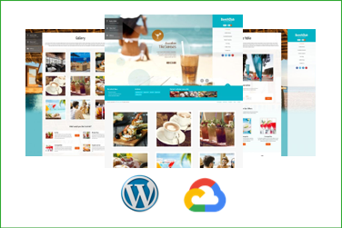 BEACHCLUB Plantilla WordPress Premium en Google Cloud Platform