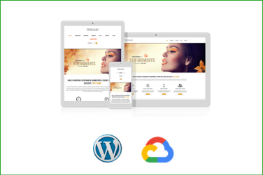 SOLITUDO Plantilla WordPress Premium en Google Cloud Platform