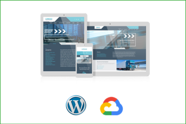 CARGO Plantilla WordPress Premium en Google Cloud Platform