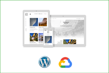 ARCHITECT Plantilla WordPress Premium en Google Cloud Platform