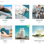 DOCTOR+ Plantilla WordPress Premium en Google Cloud Platform